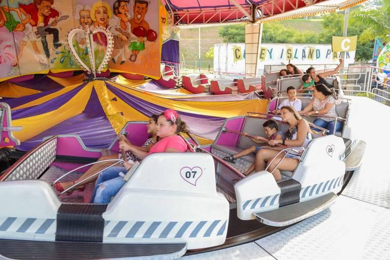 Parque de diversões Mix Park