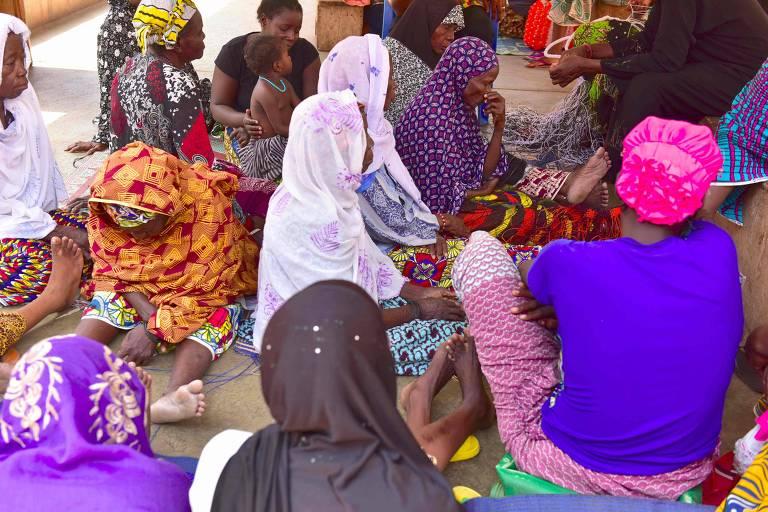 Mulheres condenadas por praticar mutilação genital em prisão em Uagadugu, em Burkina Fasso