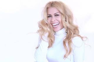 A cantora Joelma em foto divulgada no Instagram