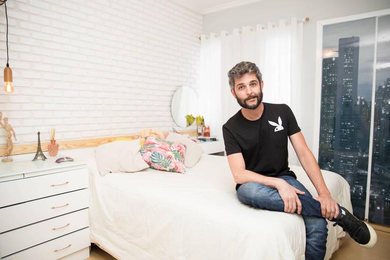 Plataforma dá 'match' entre dono de imóvel e quem procura quarto