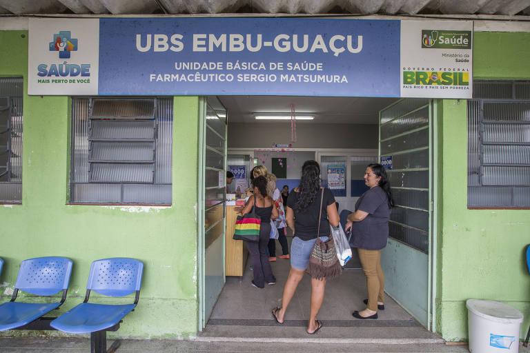 Grande SP sem os médicos cubanos
