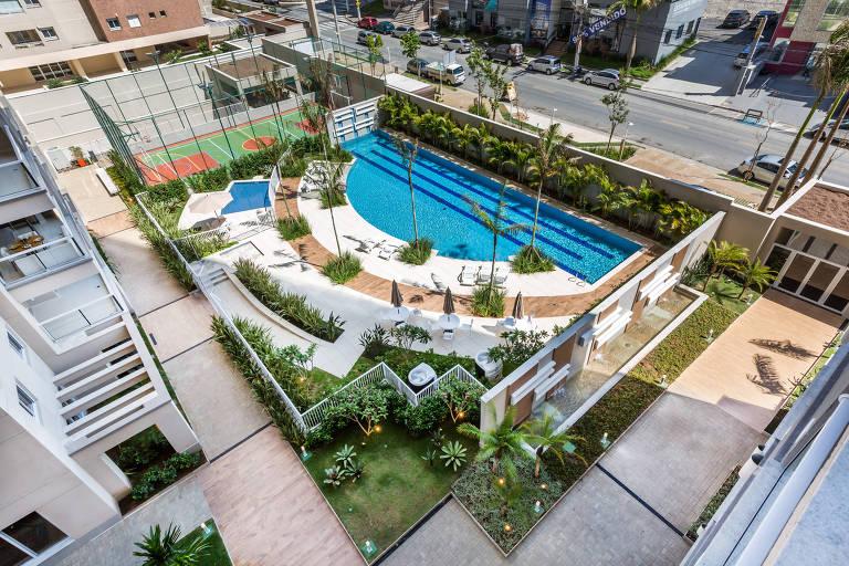Aluguel vira entrada de apartamento em novo modelo de venda