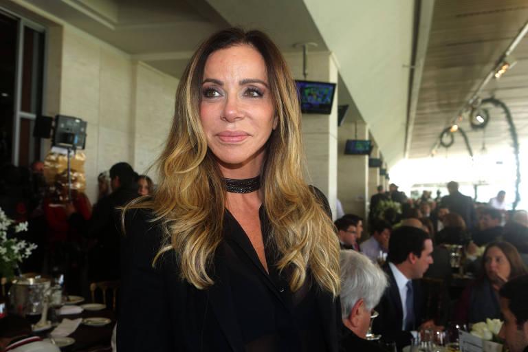 A empresária Cristiana Arcangeli