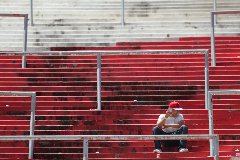 Final da Libertadores é adiada