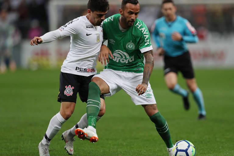 Corinthians e Chapecoense já se enfrentaram na edição de 2018 da competição