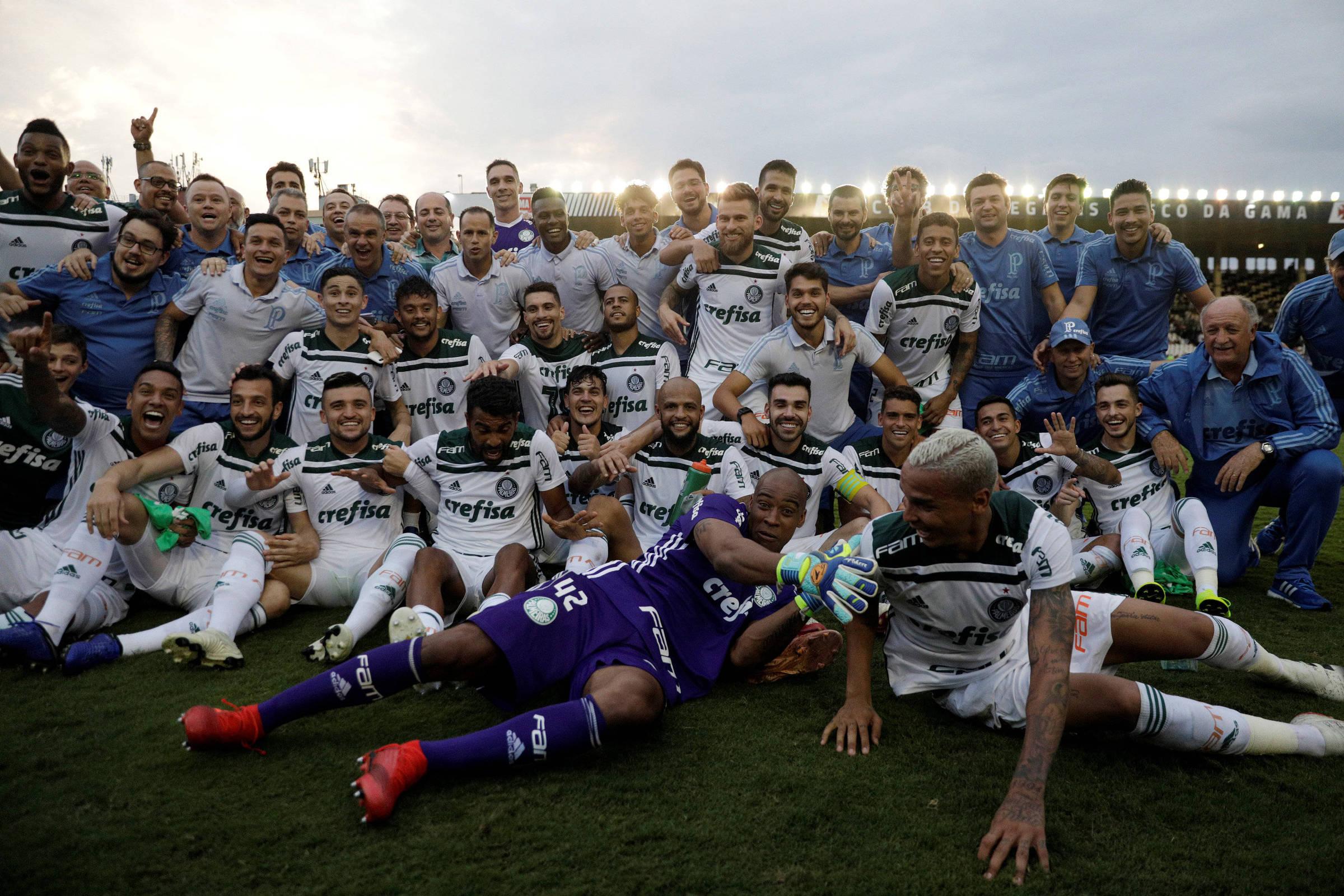 Por que o Palmeiras é decacampeão  Veja os títulos nacionais do ... 648209cb5ab93