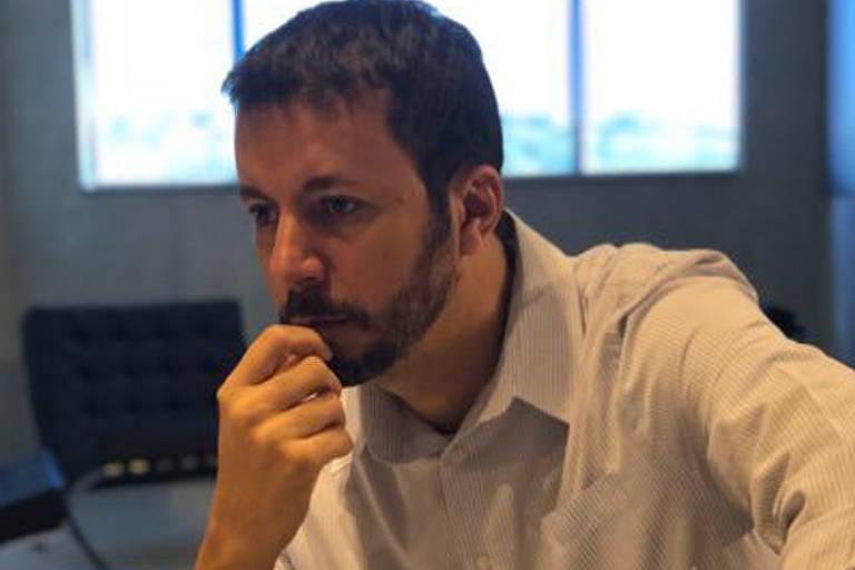 Cleber Mata, novo secretário de Comunicação do governo Doria