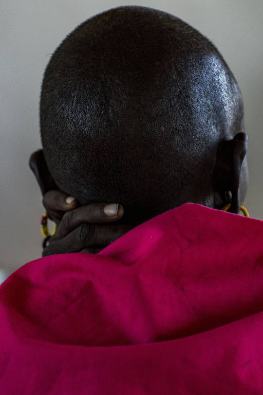 Fotógrafo Tuca Reinés exibe fotos de quenianas