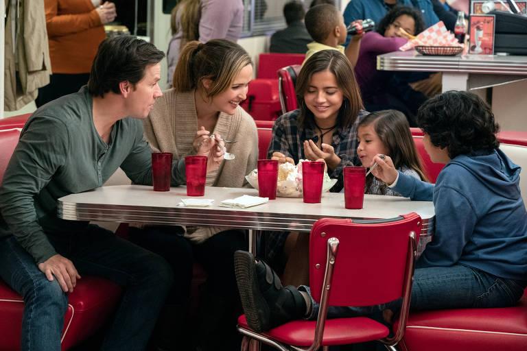 'De Repente uma Família' - Instant Family