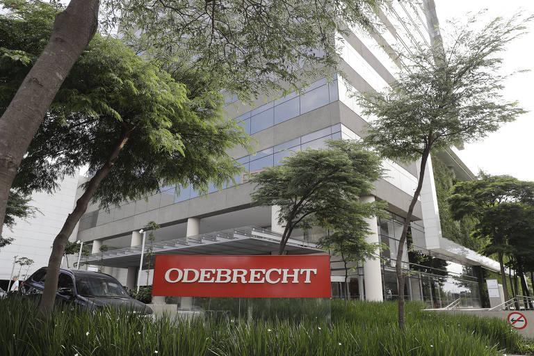 Fachada da sede da empresa em São Paulo
