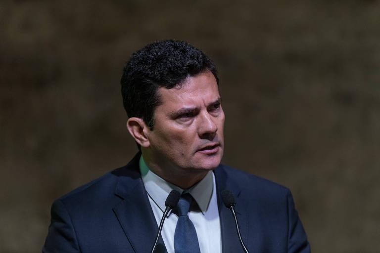 Ex-juiz e futuro ministro da Justiça, Sergio Moro