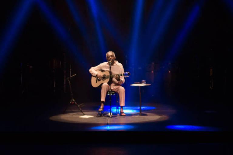 Apresentação de Gilberto Gil