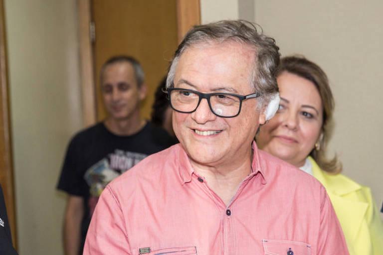 Recepção e homenagem dos professores e colegas da Faculdade Positivo Londrina ao professor Ricardo Vélez Rodríguez