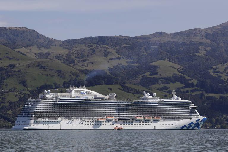 Empresa norueguesa vai usar restos de peixe para combustível de navios de cruzeiro