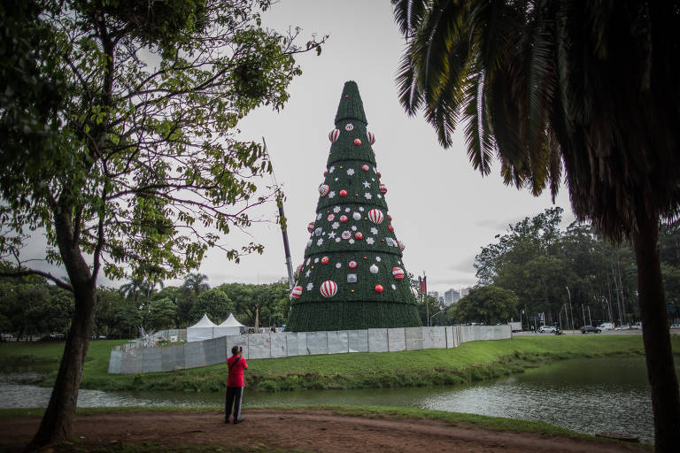 Natal em São Paulo