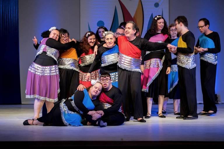 Grupo Chaverim, que se apresentará na Fest Shalom de 2018
