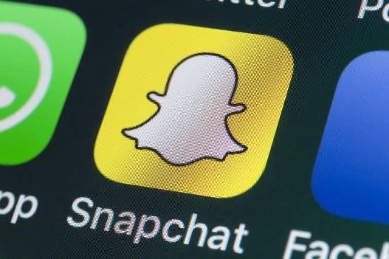O Snapchat diz que remove perfis que compartilham esse tipo de conteúdo por meio da plataforma, quando denunciados