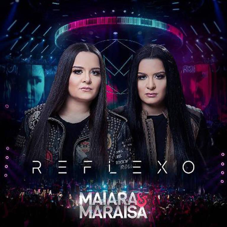 "Capa do novo DVD da Maiara & Maraisa, ""Reflexo"""