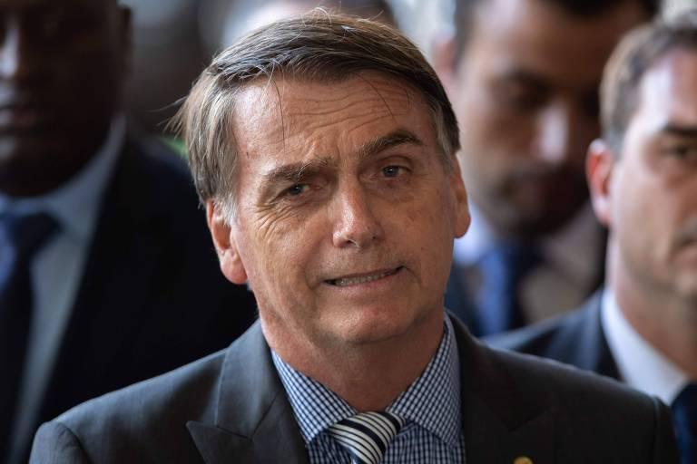 O presidente eleito, Jair Bolsonaro (PSL), que tem apoio da bancada evangélica, mas não tem dado espaço a ela na formação do seu governo