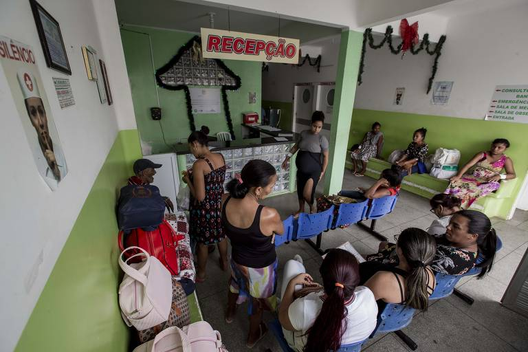 Impacto da saída de médicos cubanos