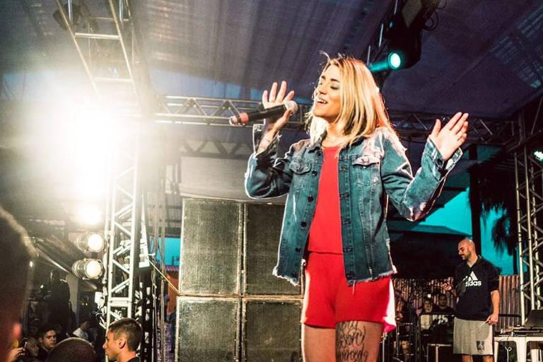 Cynthia Luz é revelação do rap