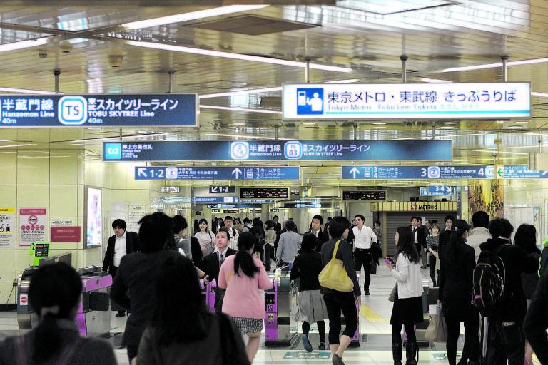 Descubra Tóquio