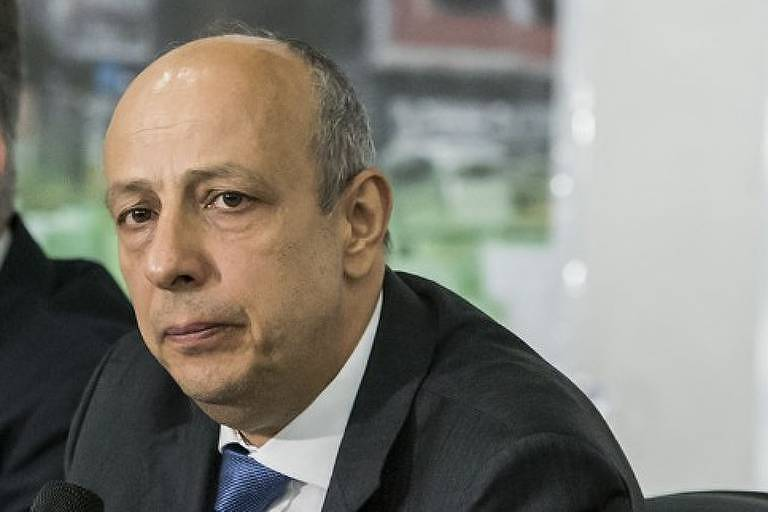 O diretor do Denarc, Ruy Ferraz Fontes, apresentou o balanço da operação