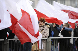 POLAND-WARSAW-INDEPENDENCE DAY