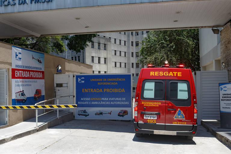 PS Hospital das Clínicas