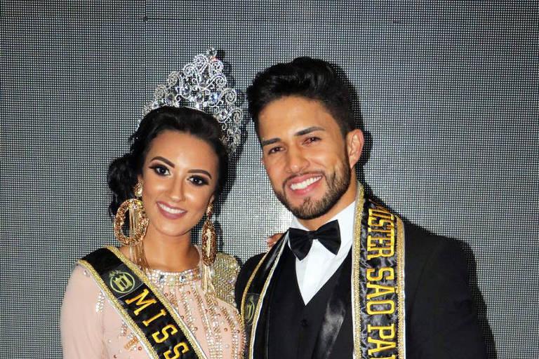 São Paulo define novos Miss e Mister do estado; veja quem são