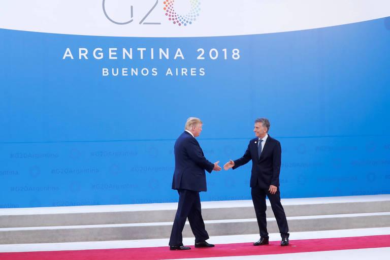 Reunião do G20 na Argentina