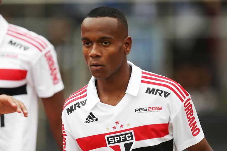 Jogadores do profissional do São Paulo que vieram da base