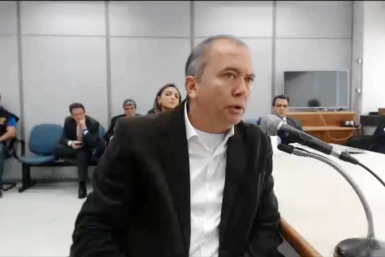 Carlos Miranda, apontado pela Operação Lava Jato como gerente da organização criminosa, detalhou valores de em oitiva do seu processo.