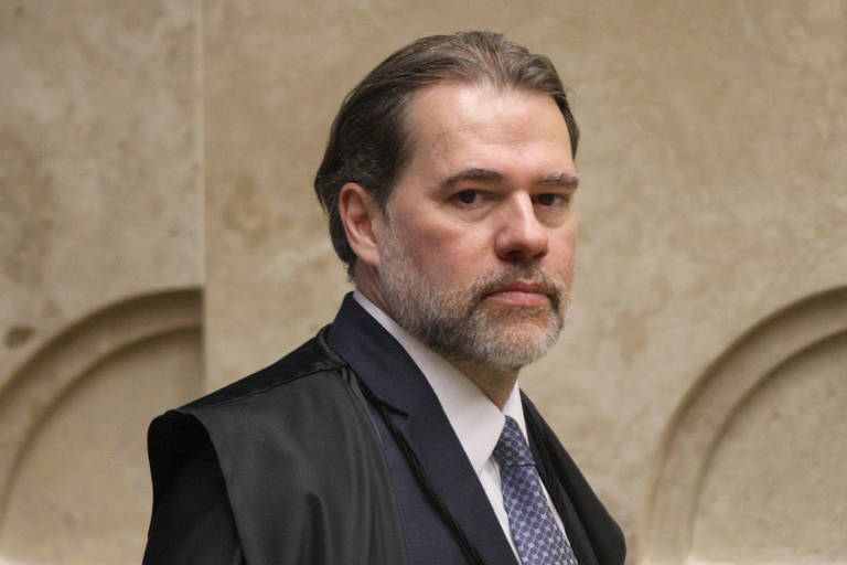 Ministro Dias Toffoli, presidente do Supremo Tribunal Federal