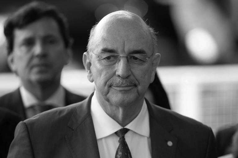 O futuro ministro da Cidadania, Osmar Terra (MDB)