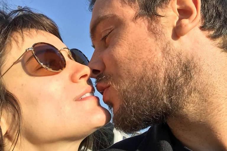 Bianca Bin e Sergio Guizé estão juntos desde maio de 2018