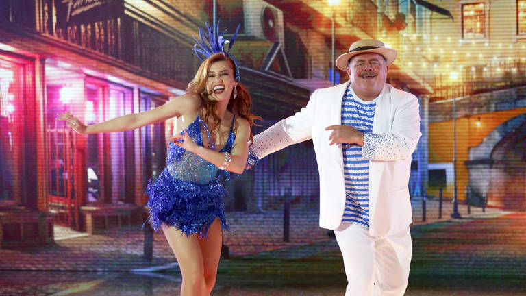 Dança dos Famosos 2018