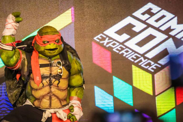 Concurso de Cosplay Experience na Comic Con Experience 2016
