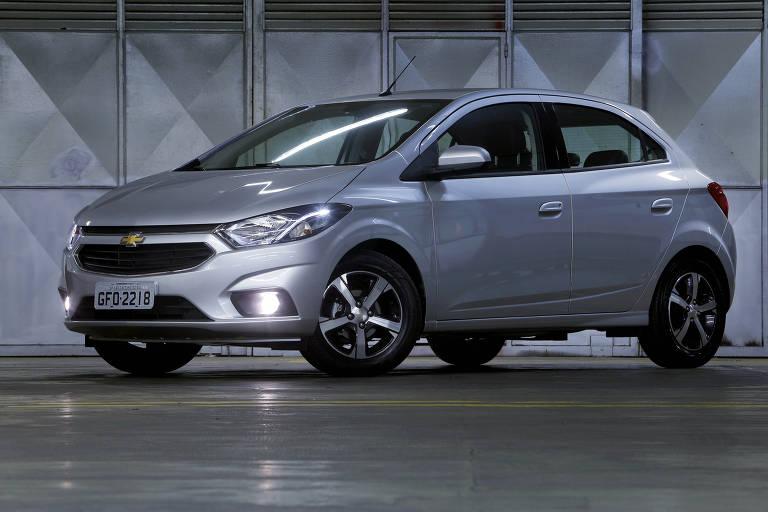 Carros mais vendidos no Brasil em novembro