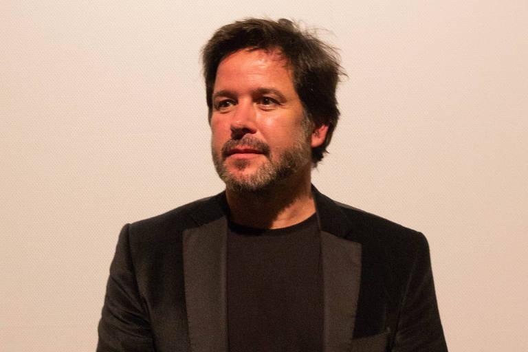 """Murilo Benício na sessão para convidados do filme """"O Beijo no Asfalto"""""""