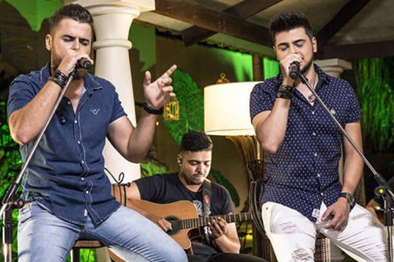 Dupla Zé Neto & Cristiano lidera lista de artistas mais ouvidos no Spotify