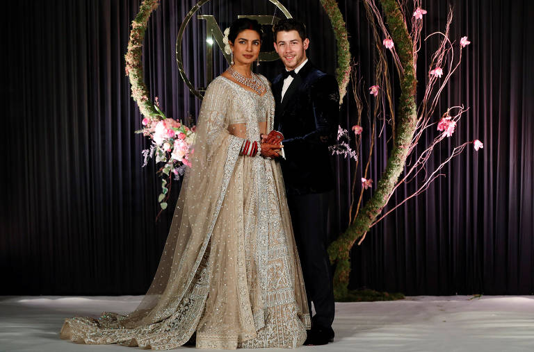 Casamento de Nick Jonas e Priyanka Chopra