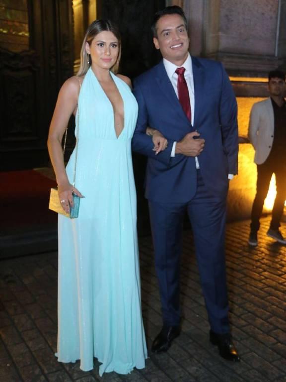 Casamento de Nicole Bahls e Marcelo Bimbi