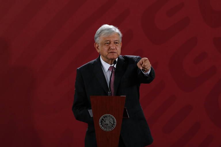 Presidente do México quer retirar foro privilegiado de seu próprio cargo