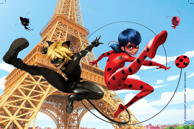 'Marvelous: As Aventuras de Ladybug Bug'
