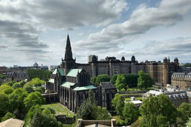 Conheça Glasgow, na Escócia