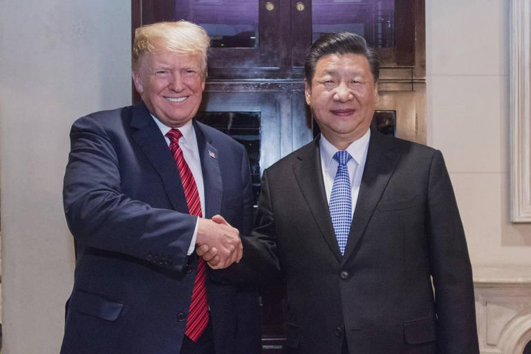 Provocações de Trump à China agradam vizinhos do país asiático