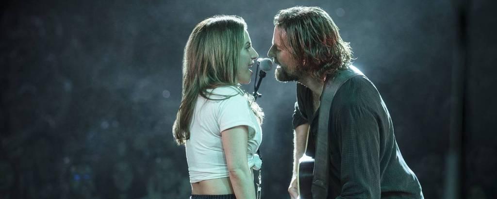 'Nasce uma Estrela' com Lady Gaga e Bradley Cooper
