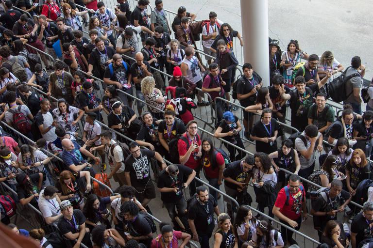 Comic Con Experience (CCXP)