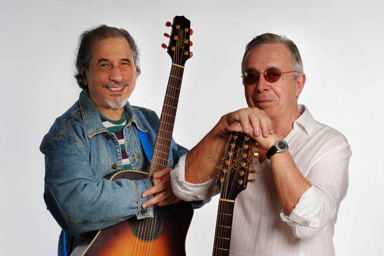 Sá & Guarabyra comemoram 46 anos de carreira